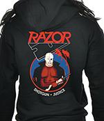 RAZOR - Shotgun Justice
