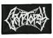 CRYPTOPSY - White/Black Logo
