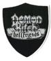 DEMON BITCH - Hellfriends Shield Shape