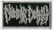 NUCLEAR DEATH - Silver Logo