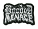 HOODED MENACE - Logo
