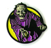 DEATH - Scream Bloody Gore Enamel Pin