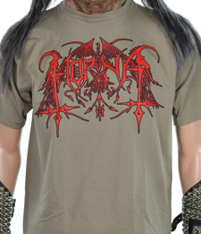 HORNA - Red Logo