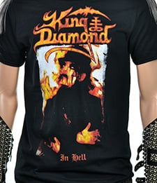 KING DIAMOND - In Hell
