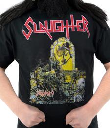 SLAUGHTER - Strappado [T-Shirt]