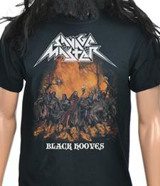 SAVAGE MASTER - Black Hooves