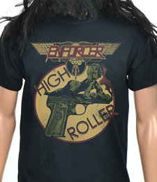 ENFORCER - High Roller