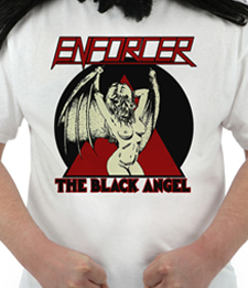 ENFORCER - The Black Angel