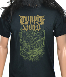 TEMPLE OF VOID - Invocation Of Demise