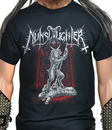 NUNSLAUGHTER - Murder Priest