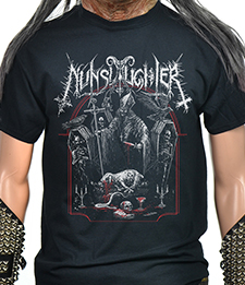 NUNSLAUGHTER - The Sacrifice