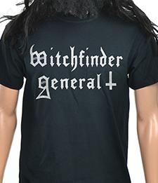 WITCHFINDER GENERAL - Classic Logo