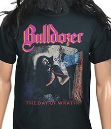 BULLDOZER - Day Of Wrath