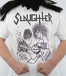 SLAUGHTER - Bloody Karnage
