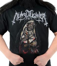 NUNSLAUGHTER - Putrid Nun (Full Color) [T-Shirt]