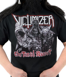 VICTIMIZER - The Final Assault [T-Shirt]