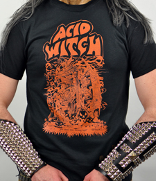 ACID WITCH - Get Those Kids High