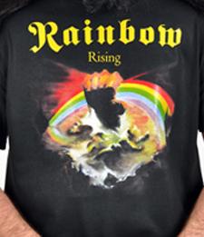 "RAINBOW ""Rising"" [T-Shirt]"
