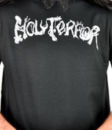 "HOLY TERROR ""Logo"" [T-Shirt]"