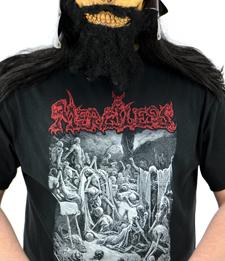 """MERCILESS """"The Awakening"""" [T-Shirt]"""