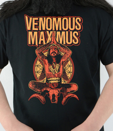 VENOMOUS MAXIMUS - Dead Genie