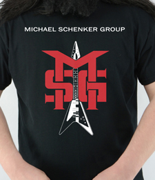 MICHAEL SCHENKER GROUP - Msg Logo