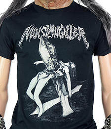 NUNSLAUGHTER - Impale The Soul Of Christ On The Inverted Cross Of Death