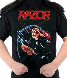 RAZOR - Evil Invaders