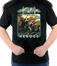 HAUNT - Heroes