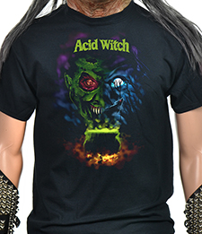 ACID WITCH - Rebel Werewitch