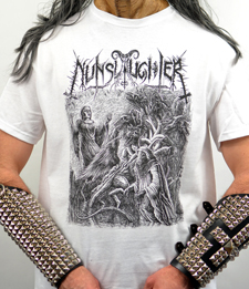 NUNSLAUGHTER - The Devil's Congeries