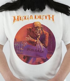 MEGADETH - Peace Sells, But Who's Buying?