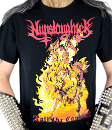 NUNSLAUGHTER - Raid The Convent