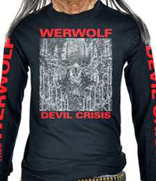 THE TRUE WERWOLF - Devil Crisis