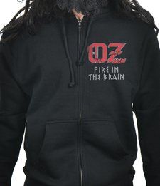 OZ - Fire In The Brain