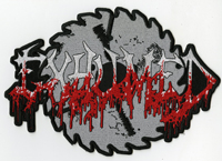 EXHUMED - Shaped Saw Blade