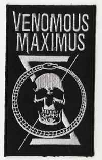 VENOMOUS MAXIMUS - Skull