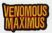 VENOMOUS MAXIMUS - Logo