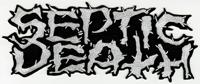 SEPTIC DEATH - Shaped Logo