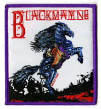 BLACKMAYNE - Horse (Purple Border)