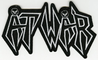 AT WAR - Shaped Logo
