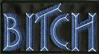 BITCH - Logo