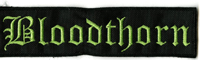 BLOODTHORN - Logo