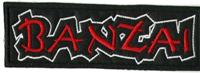 BANZAI - Logo