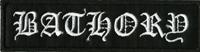 BATHORY - Logo