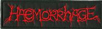 HAEMORRHAGE - Logo