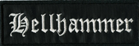 HELLHAMMER - Old English Logo