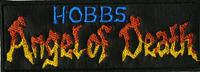 HOBBS ANGEL OF DEATH - Logo