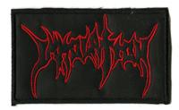 IMMOLATION - Logo