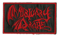 MORTUARY DRAPE - Logo
